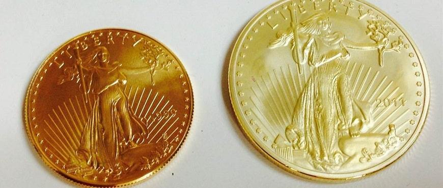 تشخیص طلای تقلبی سکه