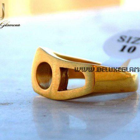 انگشتر مردانه اسپرت طرح نیمانی NIMANY کد rg-n113 از سمت چپ