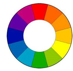 رنگ های مکمل در ست کردن رنگ لباس با زیورآلات و جواهرات