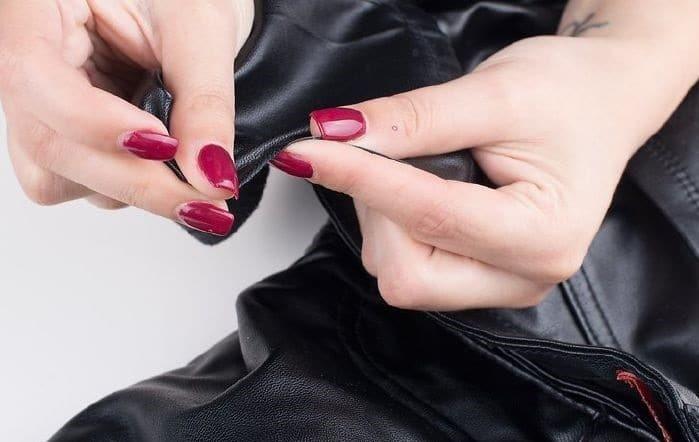 aid4889246 v4 728px Identify Genuine Leather Step 6 - چگونه چرم اصل را تشخیص دهیم