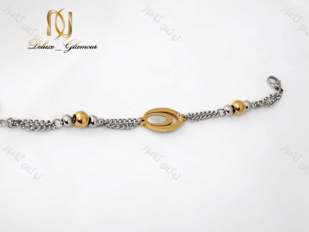 دستبند استیل دخترانه