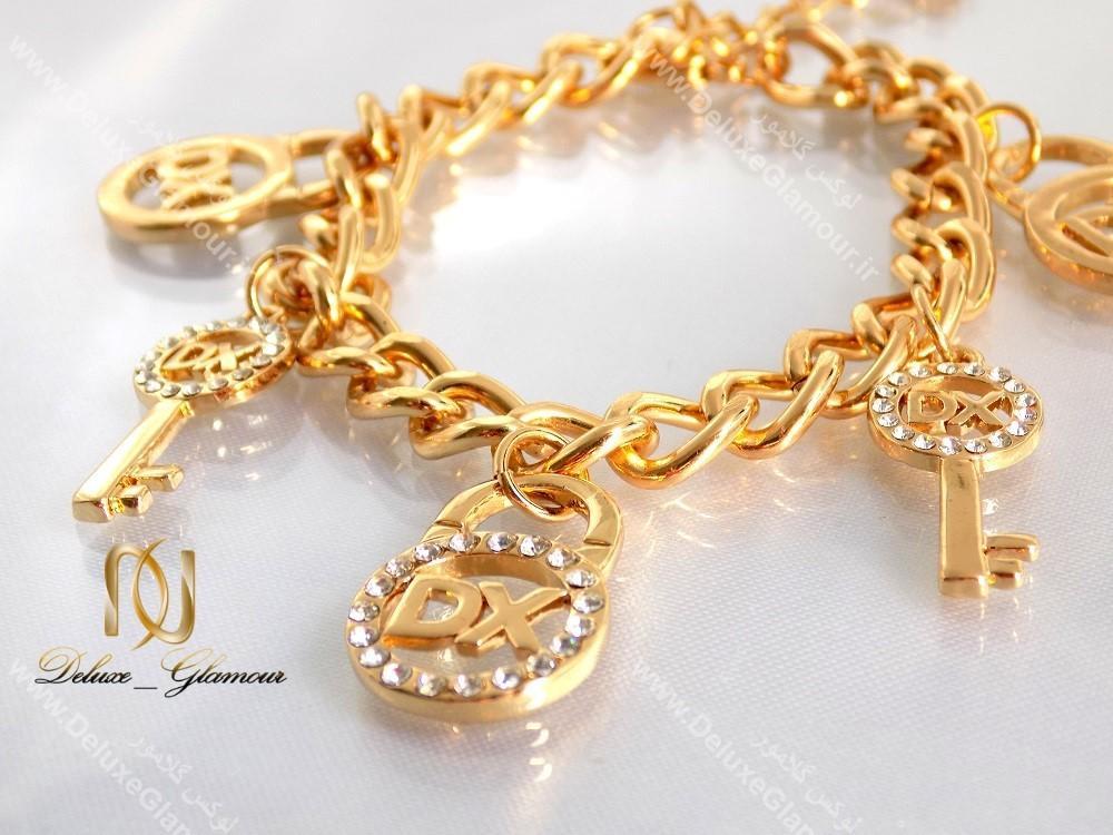 دستبند آویزدار دخترانه