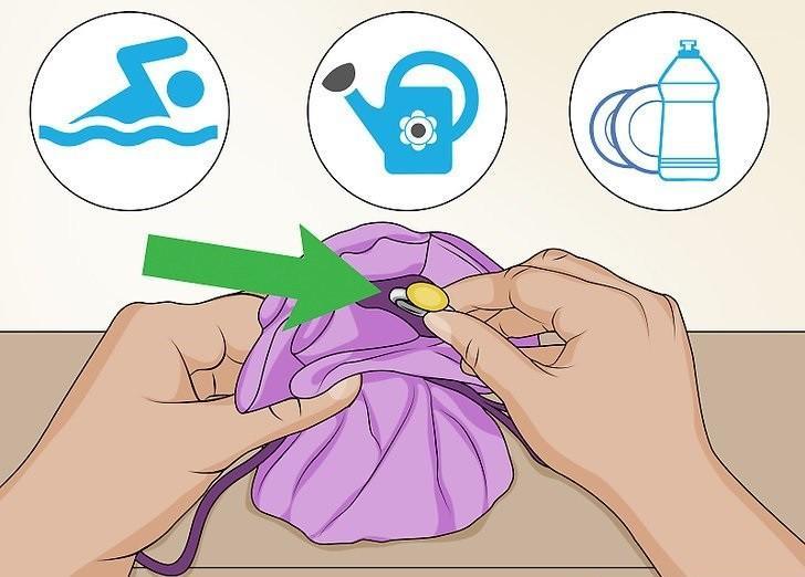 نحوه تمیز کردن زیورآلات