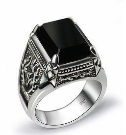 خرید انگشتر مردانه -فروشگاه اینترنتی زیورالات و بدلیجات لوکس گلامور