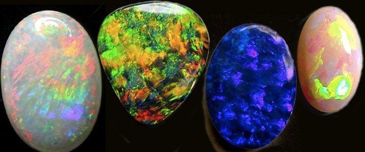 همه چیز در مورد سنگ اپال طبیعی