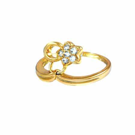 انگشتر دخترانه ژوپینگ فانتزی rg-140