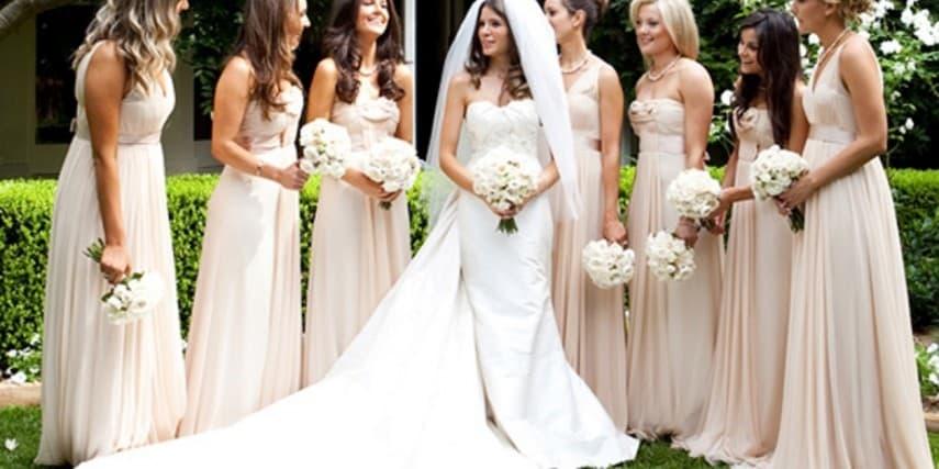سنت های عروسی در غرب