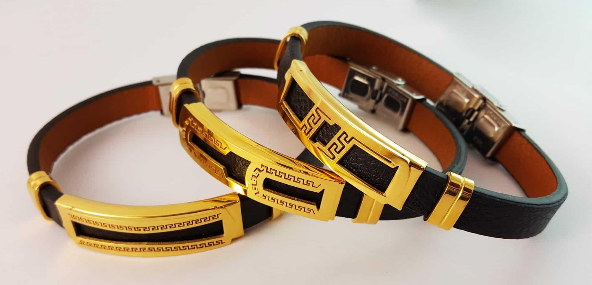 پیشنهاد خرید دستبند مردانه