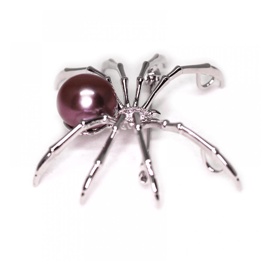 نماد عنکبوت در زیورآلات