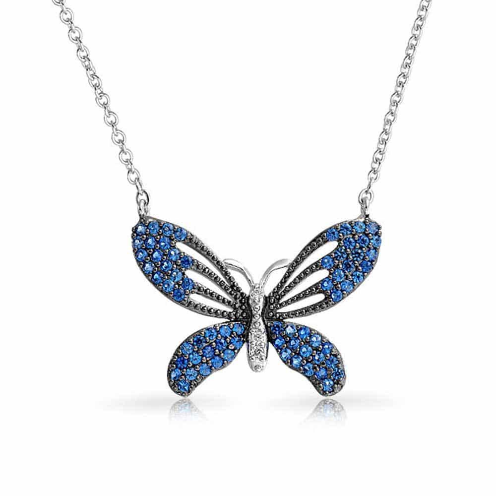 نماد پروانه در زیورآلات