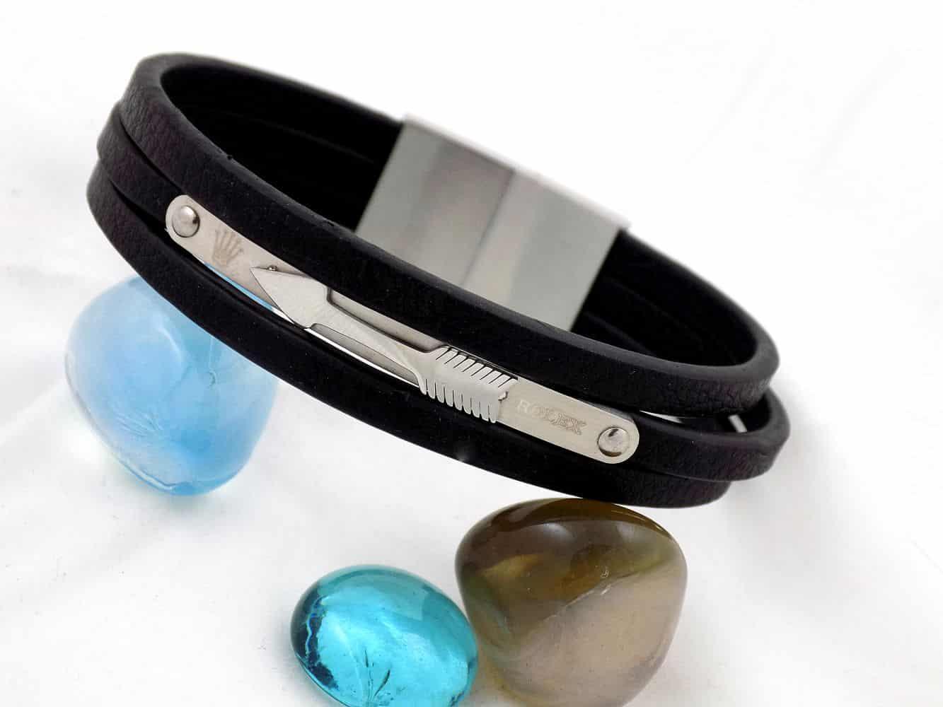 راهنمای خرید دستبند چرمی