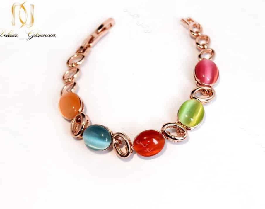 دستبند جواهری کلیو - دستبند مخصوص روز معلم