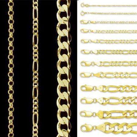 انواع زنجیر - لوکس گلامور