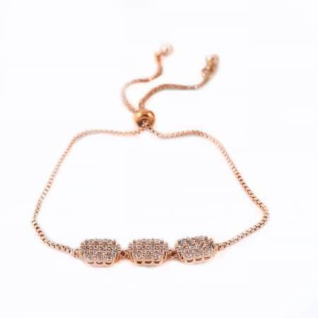 دستبند دخترانه سواروفسکی Ds-n163