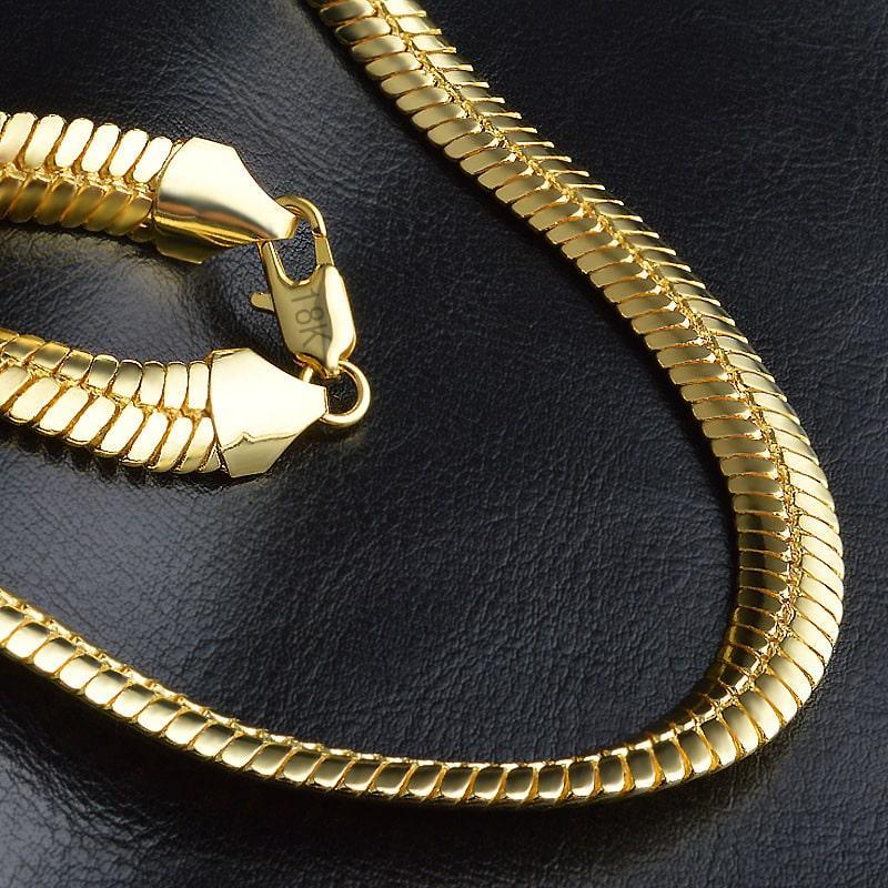 زنجیر تیغه ماهی - لوکس گلامور