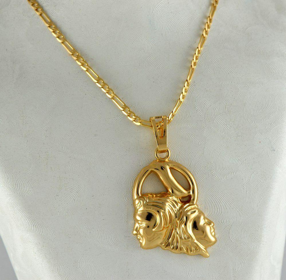 خرید گردنبند دخترانه ماه تولد خرداد برند ژوپینگ nw-n199 از روبرو