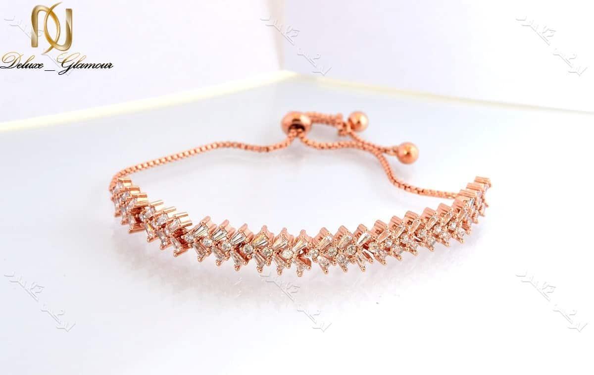 پیشنهادات و هدایای مخصوص روز دختر - دستبند جواهری