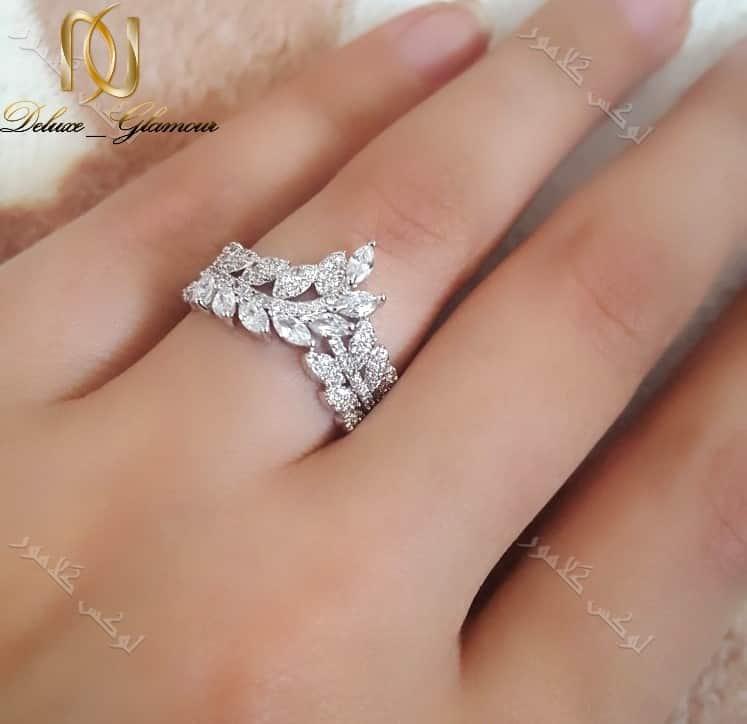 پیشنهادات و هدایای مخصوص روز دختر- انگشتر جواهری