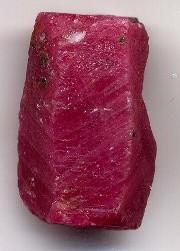 سنگ یاقوت قرمز