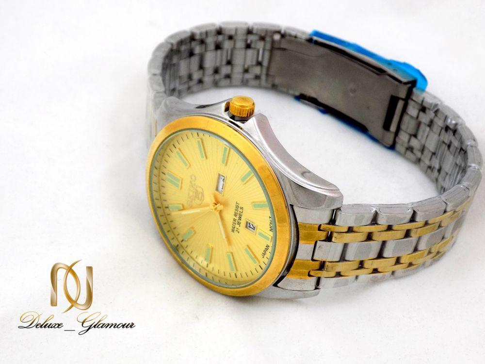 ساعت مچي مردانه SEIKO 5 دو رنگ WH-N112