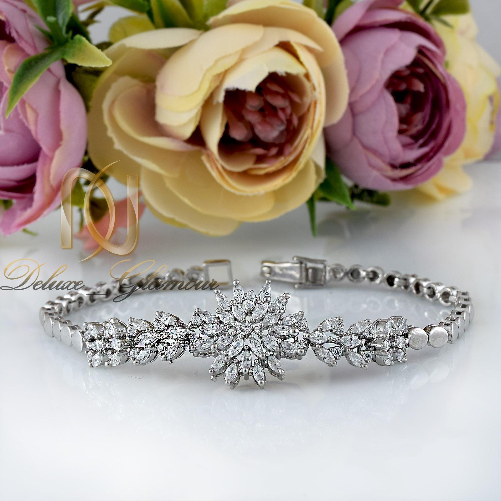 سرویس نقره عروس جواهری طرح هفت ns-n234