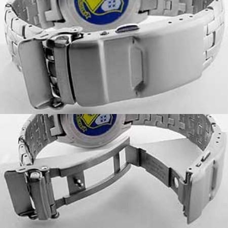 انواع مدل های قفل ساعت مچی