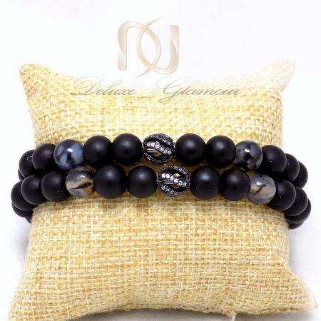 ست دستبند اسپرت دخترانه و پسرانه ds-n326 از نمای دور