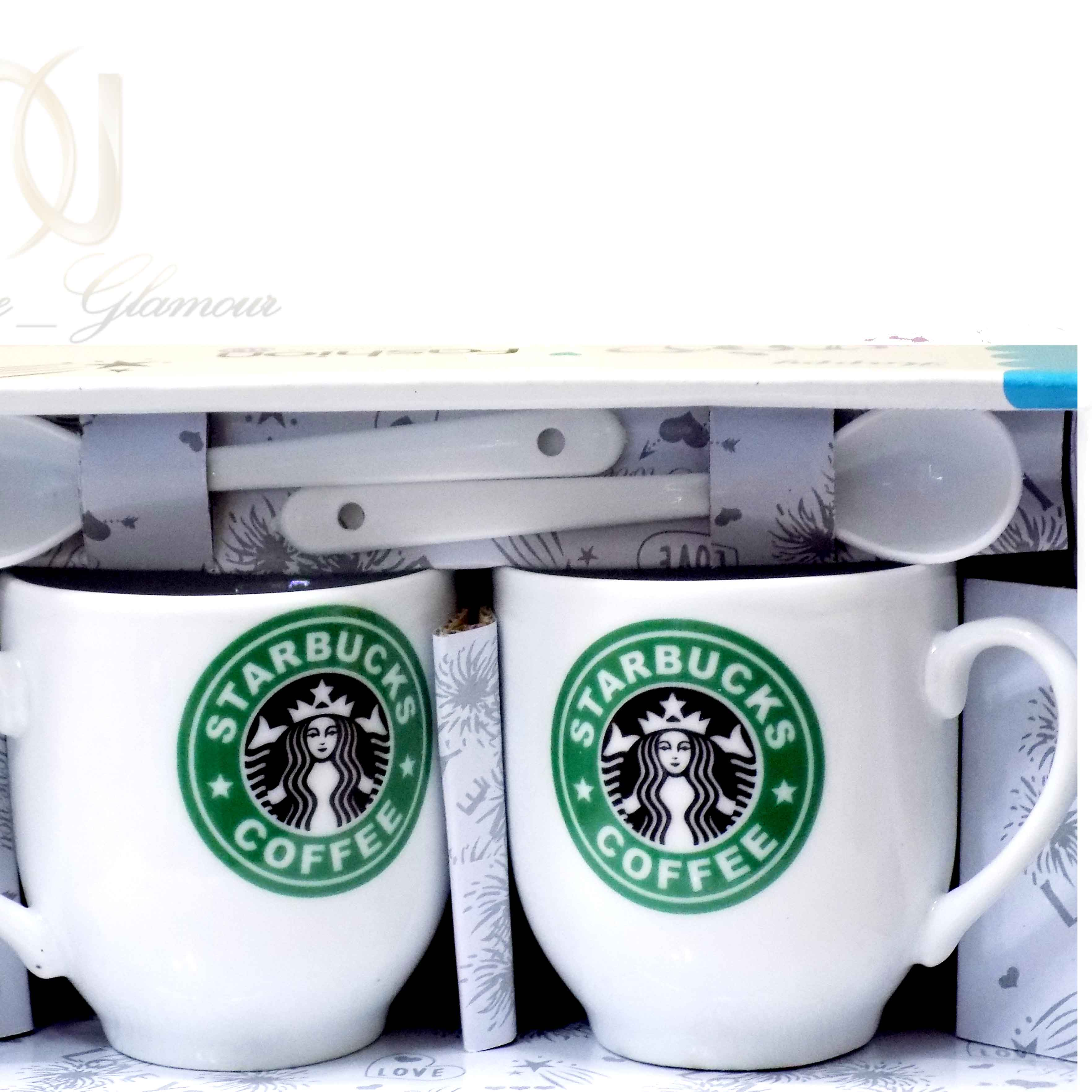 فنجان قهوه خوري دو نفره سراميكي KA-N121 از نماي روبرو