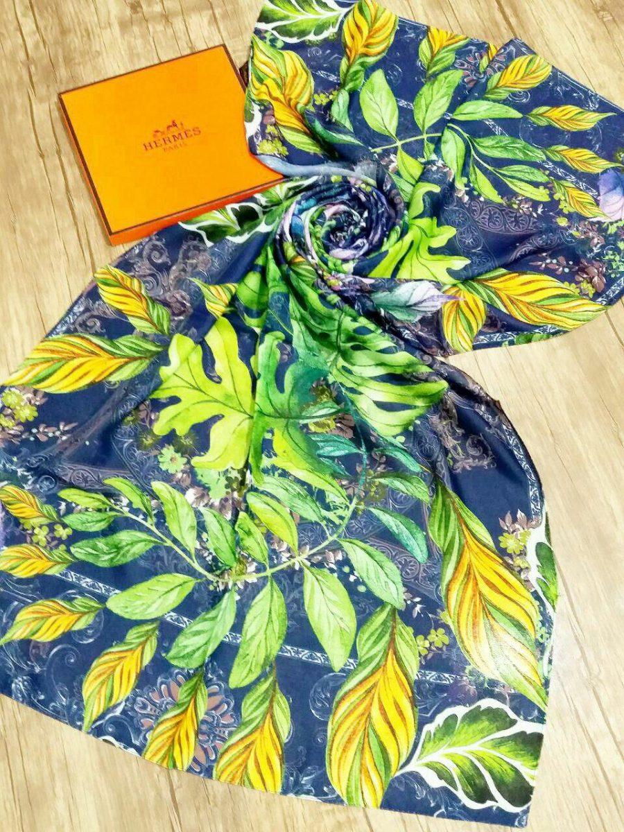شال orkide پاییزه قواره بزرگ sr-n201 از نماي بالا