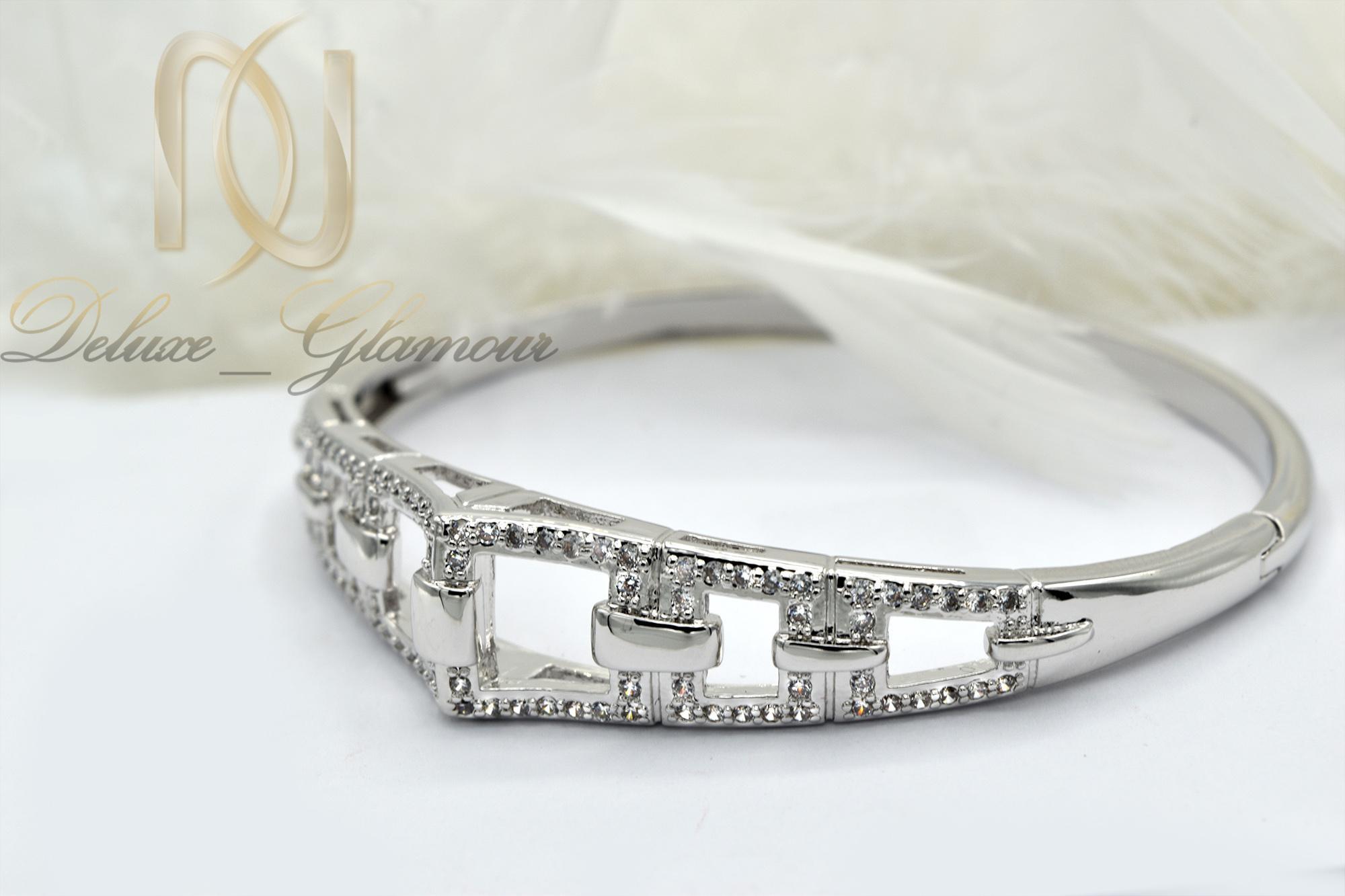 دستبند زنانه ژوپینگ روکش رادیوم ds-n355 از نمای کنار