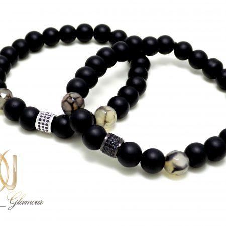 دستبند ست دخترانه و پسرانه اونیکس DS-N337 از نمای روبرو