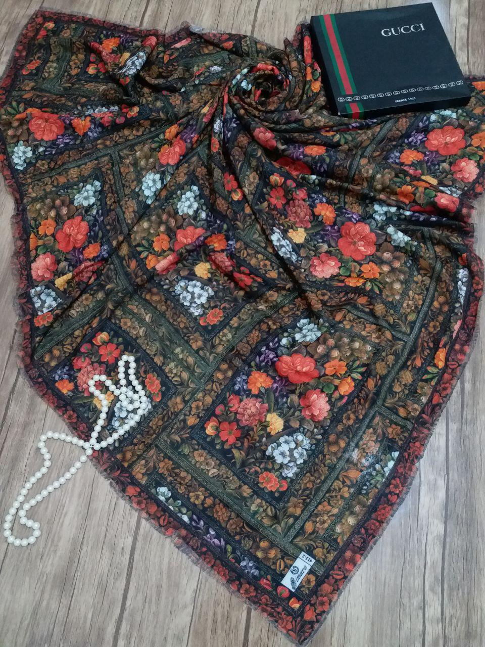 روسری قواره بزرگ جدید sr-n217