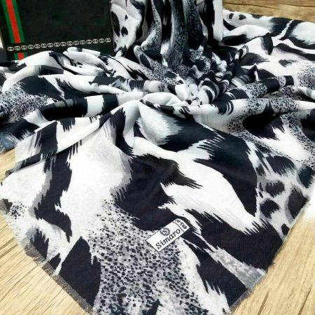 روسری نخی قواره بزرگ پاییزی sr-n 202