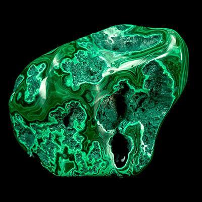 مالاكيت يا مرمر سبز چه خواص و كاربردهايي دارد؟