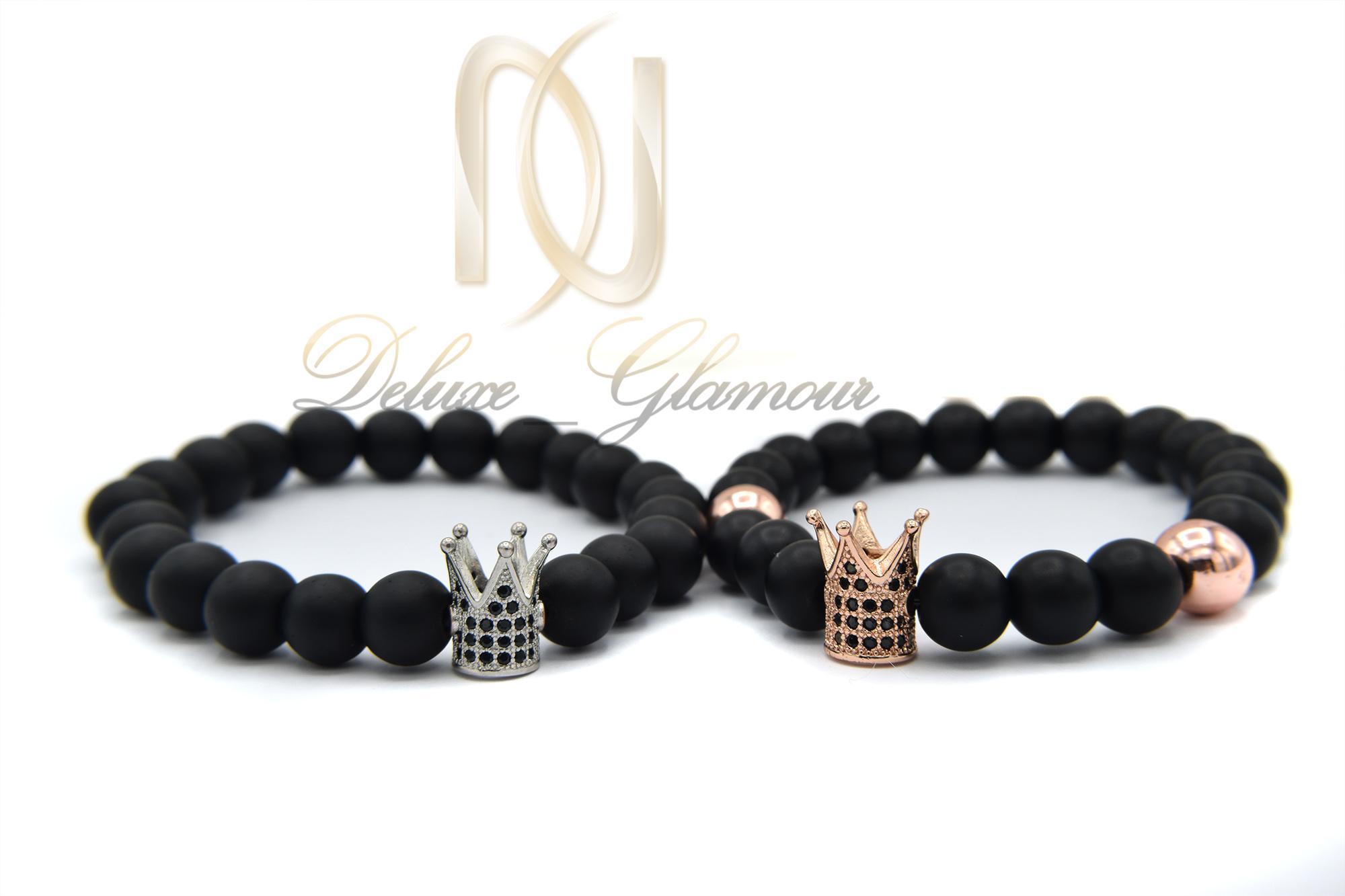 دستبند ست اسپرت عاشقانه sr-n111 از نمای نزدیک