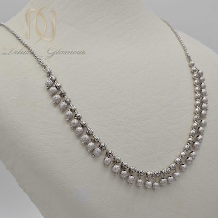گردنبند سینه ریز زنانه آویزدار ژوپینگ nw-n434