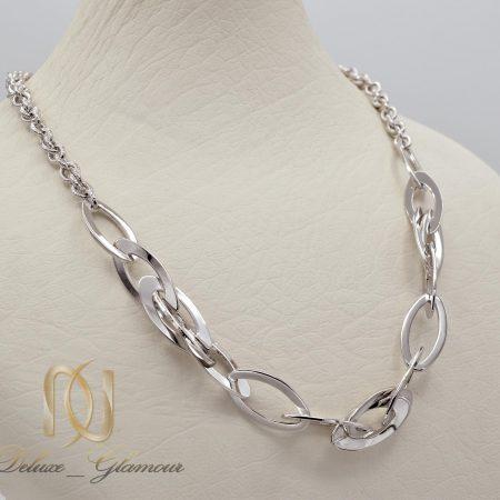 گردنبند سینه ریز زنانه طرح کارتیه ژوپینگ nw-n435