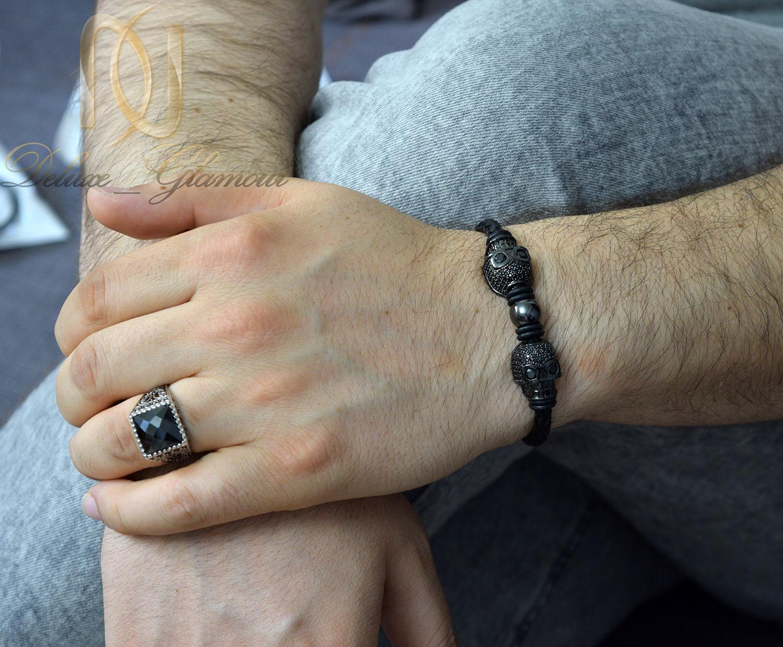DSC 4645 - جدیدترین مدل های دستبند مردانه 2019