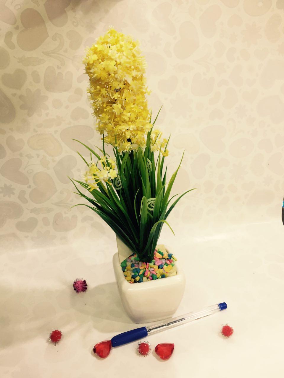 گل جزیره فانتزی دکوری Rk-n159