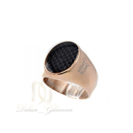 انگشتر مردانه مونت بلانک رزگلد اسپرت RG-N390