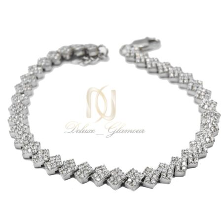 دستبند نقره زنانه پرنس ds-n016