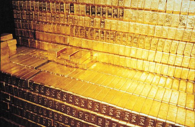 فلز بی مزه طلا