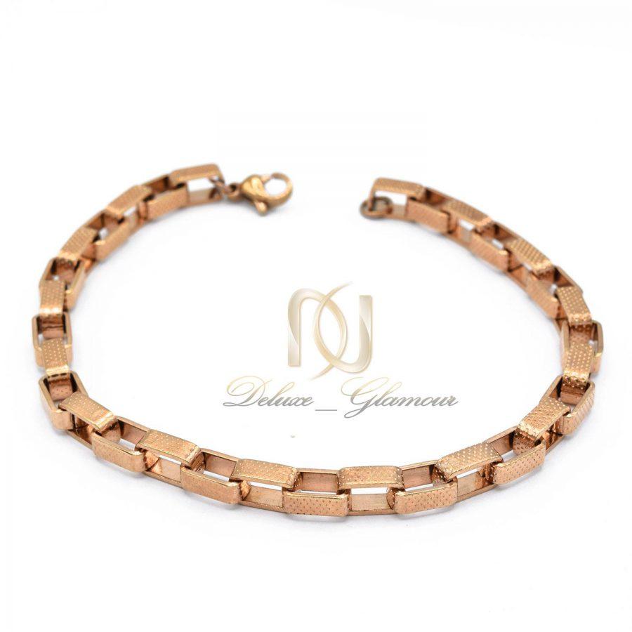 دستبند آجری دخترانه رزگلد ds-n34