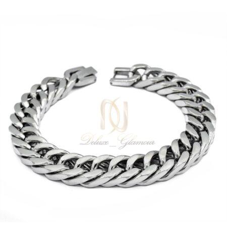 دستبند کارتیه مردانه استیل Ds-n503