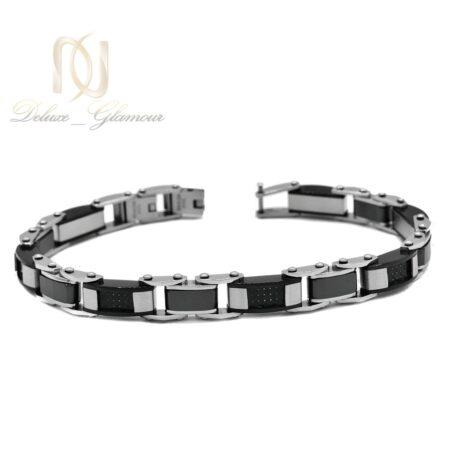 دستبند اسپرت مردانه لوکس ds-n502 از نمای روبرو