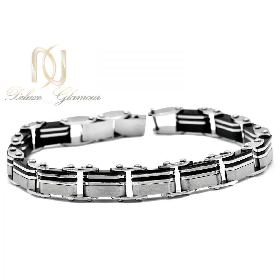 دستبند مردانه اسپرت لوکس ds-n500 از نمای روبرو