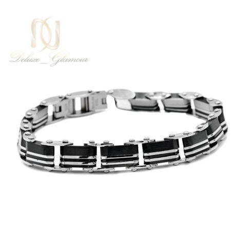 دستبند مردانه اسپرت لوکس ds-n500 از نمای سفید