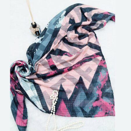 روسری نخی قواره بزرگ جدید sr-n354
