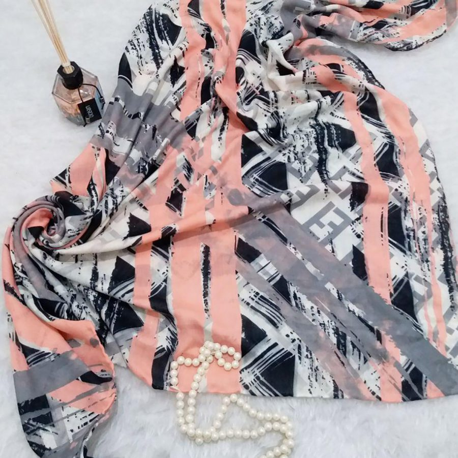 روسری قواره بزرگ برند رومانو sr-n364