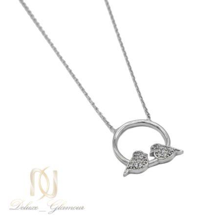گردنبند دخترانه طرح پرنده nw-n589